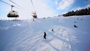 【親子玩樂】台北也能體驗滑雪!西湖站的滑雪體驗場:iSKI 滑雪俱樂部