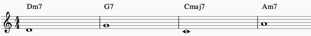爵士樂伴奏Comping練習